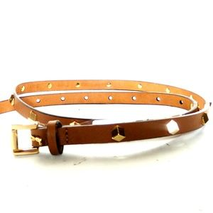 Michael Kors Studded Belt Skinny New Sz. S
